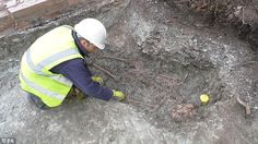 An archaeological dig of Roman graves has turned up 'exciting new insights' including what are thought to be British-born people of African descent living - and dying - in Leicester as long ago as the 2nd century AD