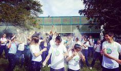 Estudiantes de Liceo Dr Leonardo Ruiz Pineda estarán presente en el Ecolors 5k. próximo domingo 20 de noviembre 2:00pm te llenaremos de color totalmente gratis @deibijo @cristiangaona_05 @joalcope_21 @britny_medina @elena_ramirez @yissellerosalin