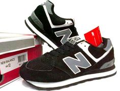 #NB #NewBalance 574 Black/Grey