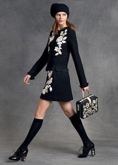 2016 Dolce & Gabbana ,Women , Winter Collection