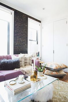 Lo Bosworth's just gave her apartment the PERFECT makeover