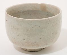 Tea bowl, 17th-18th century, Korean, slip glaze over stoneware
