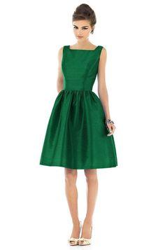 Alfred Sung D520 Bridesmaid Dress | Weddington Way