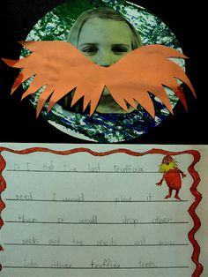 Journey to Excellence: The Lorax Lesson Plan