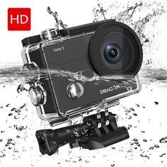 32GB Ultra microSDHC UHS Memory Card H9 4K 20MP WiFi Sports Action Camera