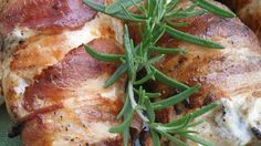 Recipes : Grilled Chicken with Rosemary and Bacon | Recipesdaily4u
