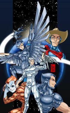 1980 Cartoons, Comics Und Cartoons, Old School Cartoons, Cool Cartoons, Retro Cartoons, Comic Book Characters, Comic Books Art, Comic Art, Anime Comics