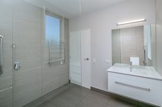 Lifemark 4-Star Bathroom in Martinborough Villa, Bathtub, House Design, Star, Bathroom, Building, Projects, Home, Standing Bath