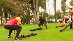 Group Personal Training - ViPR