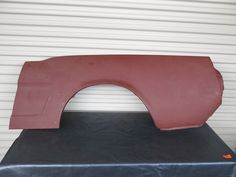 65-66 Ford Mustang Convertible NOS Quarter Panel Red Oxide C5ZZ-7927847-B #FORD