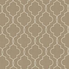 Adler Taupe Fabric By Ballard Designs