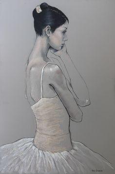 Katya Gridneva - Thoughtful