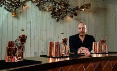 Tord Boontje and Ketel One Vodka drink to Sarabande | Wallpaper*