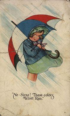 Vintage Postcard on Flickr.