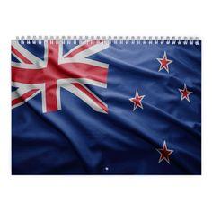 New Zealand 2017 Calendar