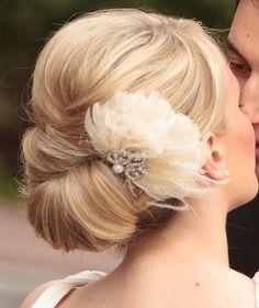 #pensacolabeachbridalbliss beach wedding hair updo