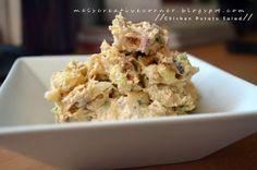 Mel's Creative Corner: Chicken Potato Salad