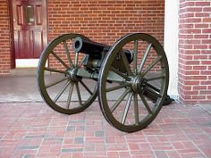 M1841 12 pounder Mountain Howitzer - Used during the ...