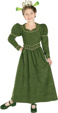 little Fiona costume $23.75 (SHRK14)