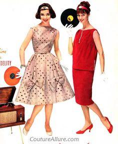 Vicky Vaughn Dresses - 1958
