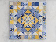 Sunny Days Dutch Garden II Quilt Kit by Monique Jacobs   Craftsy