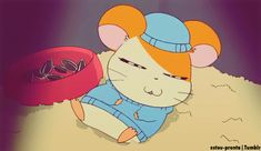 Trending GIF anime kawaii morning wake up early mornings hamtaro Hamtaro, Kawaii Anime, Vintage Cartoons, Morning Gif, Sanrio Hello Kitty, How To Wake Up Early, Cute Characters, Cute Quotes, Picture Quotes