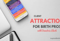 Do you wear other hats? Are you a childbirth educator, a postpartum doula, a photographer, a massage therapist, or any hold any other title in addition to being a birth doula? You should package your services.