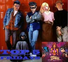Weird Science DC Comics: Top 5 Fridays: DC Comics Mini-Series I Want To See...