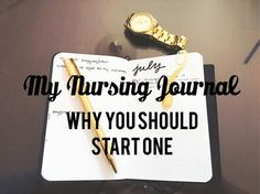 My nursing journey is so full of experiences that at times, it is difficult for me to remember every single aspect of it. Everyday, I learn something new and in order for me to reinforce it, I write it down. I've been journaling about nursing and my experiences about 1 year into nursing school and I am so happy that I started such a habit. Not only do you get to keep track of your experiences, but you also monitor your progress. You can read back and see how you've bloomed into what yo...