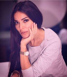 The beautiful Nadine Nassib Njeim