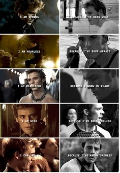 I really did love you, Mr. Finnick Odair--still do actually. *sniffles* Ok, moving on!