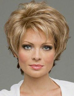 wigs+gold+hair | Light-Gold-Blonde-Synthetic-Hair-Wigs-Quality-Women-s-Short-Wig.jpg
