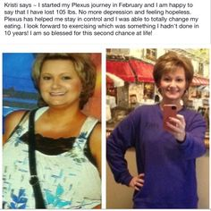 If you start today, I could be posting your Plexus journey soon call/text 443-562-0990 or order today  www.plexusslim.com/thatpinkchick