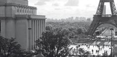 View from La Reserve Apartments in Paris