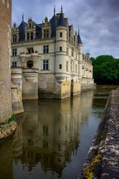 Château de Chenonceau, Chenonceaux, France — by Jim Nix. Allow me to state the obvious: France is completely kick ass. I love the country. It's beautiful. For example, take...