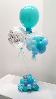 – centrepieces – corporate event decor ideas – shivoo balloons and decor specialists in coburg north - New Deko Sites Balloon Table Decorations, Balloon Display, Balloon Arrangements, Balloon Gift, Balloon Centerpieces, Birthday Party Decorations, Baby Shower Decorations, Baby Shower Balloons, Birthday Balloons
