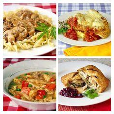 15 Fantastic Leftover Turkey Recipes