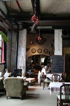 Amazing Cafe Designs - Part 1