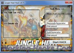 Jungle Heat Hack tool working!