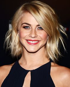 Salon Inspiration: The Best Celebrity Bobs.  Ok, I got the cut... now how do I get my style to work like this?!?