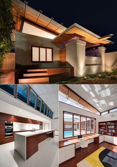 CplusC #Architects and Builders designed the Queens Park Residence in Sydney, Australia.