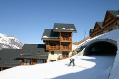 Ski Resort/Hotel in French Alps  ---   Madame Vacances Résidence les Valmonts in Valloire is near ski lifts and close to Col du Telegraphe. This ski residence is within the region of Col du Galibier and Alpine Botanical Garden of Lautaret.  http://www.lowestroomrates.com/avail/hotels/France/Valloire/Madame-Vacances-Résidence-les-Valmonts.html?m=p   #Valloire #SkiResorts