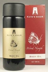 Wood Nymph Body Perfume Oil