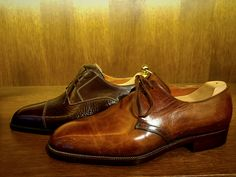 Live from Florence by Dandy Shoe Care. The art of shoemaking. Stefano Bemer.