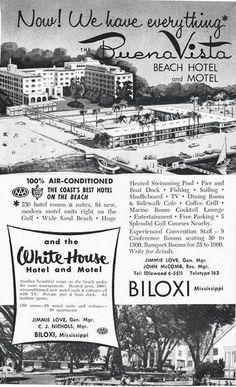 BUENA VISTA & WHITE HOUSE HOTEL