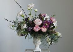 Private & Personal Flowers To Decorate Your Home For Any Occasion From Bramble & Wild Bramble, All Design, Decorating Your Home, Floral Wreath, Bloom, Wreaths, Flowers, Wedding, Home Decor