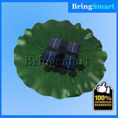 26.51$  Buy here  - Free shipping JT-160FHF38 lift 90CM DC Pump Pool Brushless Solar Water Pump Landscape Fountain Floating Pump with Lotus Leaf