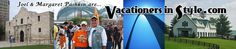 A Blog that talks to baby boomers about vacationing and travel
