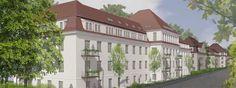 Kastanienpark Dresden - Kernsanierung von 120 Eigentumswohnungen - Dresden-Übigau - adicio GmbH - Neubau-Immobilien Informationen - http://dresden.neubaukompass.de/Dresden/Uebigau/Bauvorhaben-Kastanienpark-Dresden/