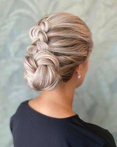 Inspiratie opgestoken haar Up Hairstyles, Fashion, Moda, Hairdos, Fashion Styles, Fasion, Up Dos